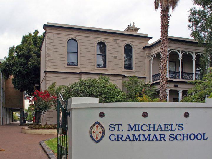 St Michaels Grammar School, St Kilda